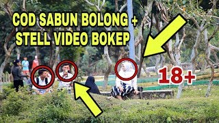 JUAL ONLINE SABUN BOLONG COD + STELL VIDEO BOKEP DI TEMPAT UMUM || Aall Creator