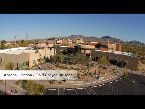 Visit Apache Junction, home of the Superstition Mountains