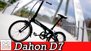 Dahon Vybe D7 Folding Bike | Folding Bike Calgary | Dahon | Tern | Montague | Alberta