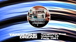 Tangerine Dream   Paris 1981 Tangerine Tree Volume 14