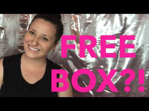 FREE SUBSCRIPTION BOX?!?! | CRATEFINDS | MAKEUP FLO