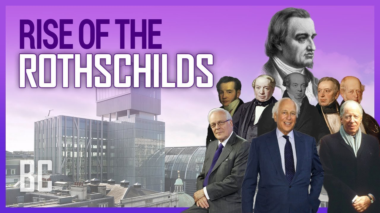 The Rise of the Rothschilds Kingdom of Lucifer - Must Video