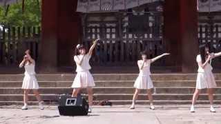 2015年5月17日 東大寺中門広場でのイベントにて 曲途中でオケ停止しまし...