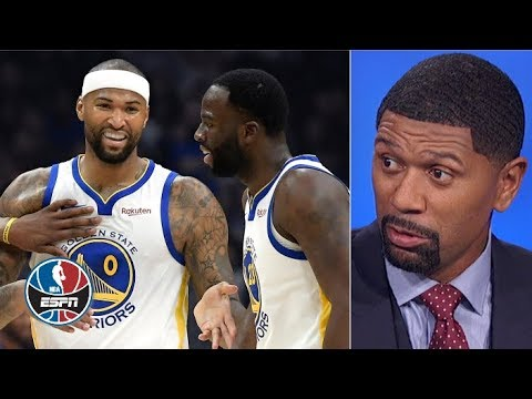 Warriors' 2019 free agency: Draymond Green vs. Boogie Cousins | NBA Countdown