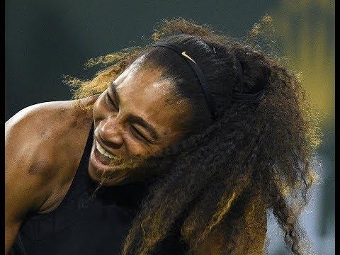 2018 Indian Wells First Round   Serena Williams vs Zarina Diyas   WTA Highlights
