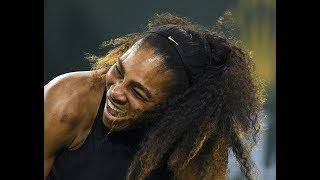 2018 Indian Wells First Round | Serena Williams vs Zarina Diyas | WTA Highlights