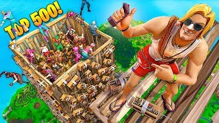TOP 500 FUNNIEST FAILS IN FORTNITE