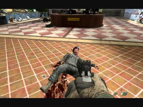 Real death of General Shepard from mw2