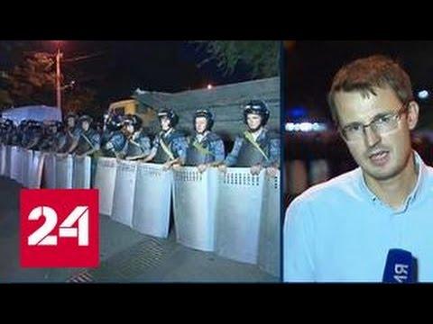 Новые беспорядки в Армении: оппозиция призвала всех жителей выйти на улицы