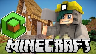 MY NEW HOUSE! - The Cube Minecraft SMP Stream Highlights - Ep.1