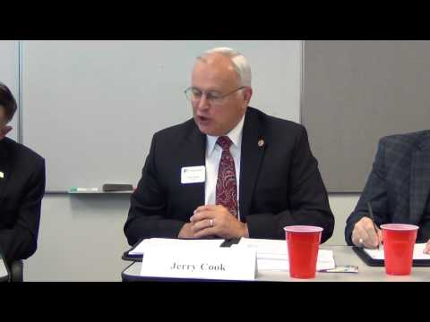 Johnson County Community College Trustee Forum March 25, 2013