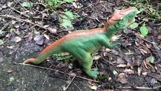 Spinosaurus vs tyrannosaurus - dinosaur battle - dinosaur egg - dinazor yumurtasi icin dövüs
