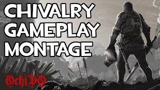 Chivalry:Deadliest Warrior Gameplay Montage