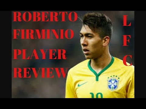 Download Player review on...ROBERTO FIRMINIO