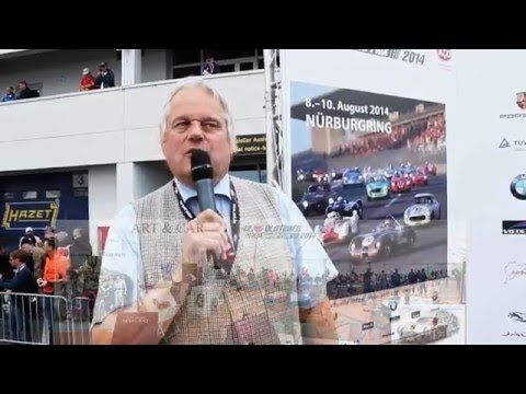 Oldtimer-Grand-Prix 2014 - ART & CAR - Impressionen