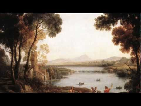 (HD 720p) Beethoven's Symphony #6, II - Scene by the Brook