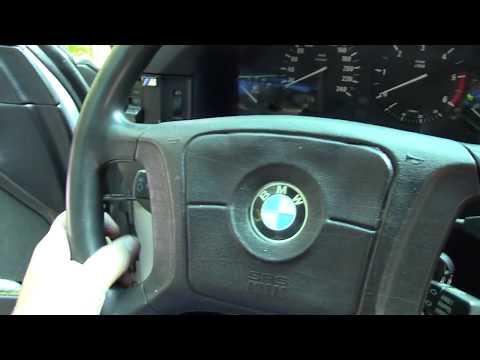 BMW E34 525 НЕ ЗАВОДИТСЯ!!!!!