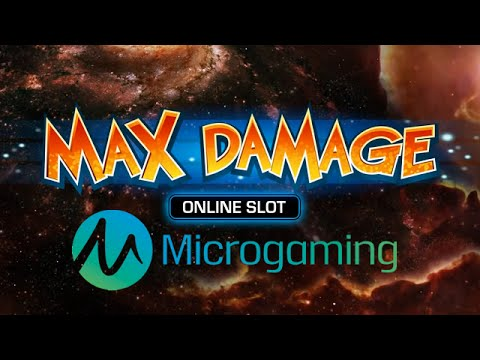 Max Damage Online Slot from Microgaming