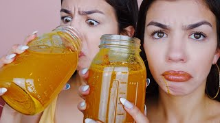 7 Day TURMERIC CLEANSE For Clear Skin