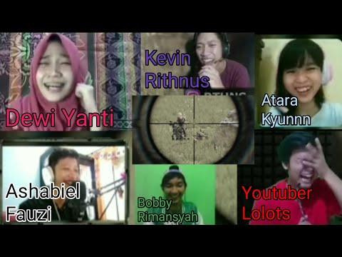 Kekocakan Para Reaction Nonton MILYHYA - Reaction Manshup Indonesia