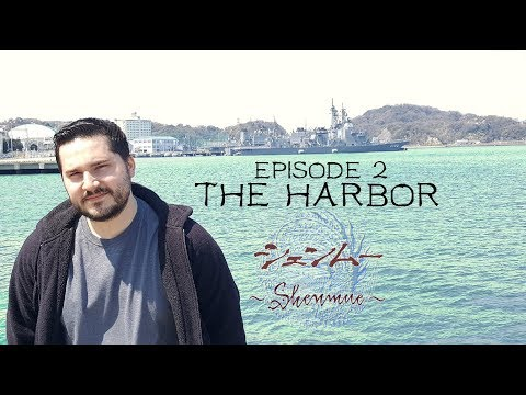 Shenmue Real Locations Ep2: The Harbor Mini Exploration + Personal Thoughts