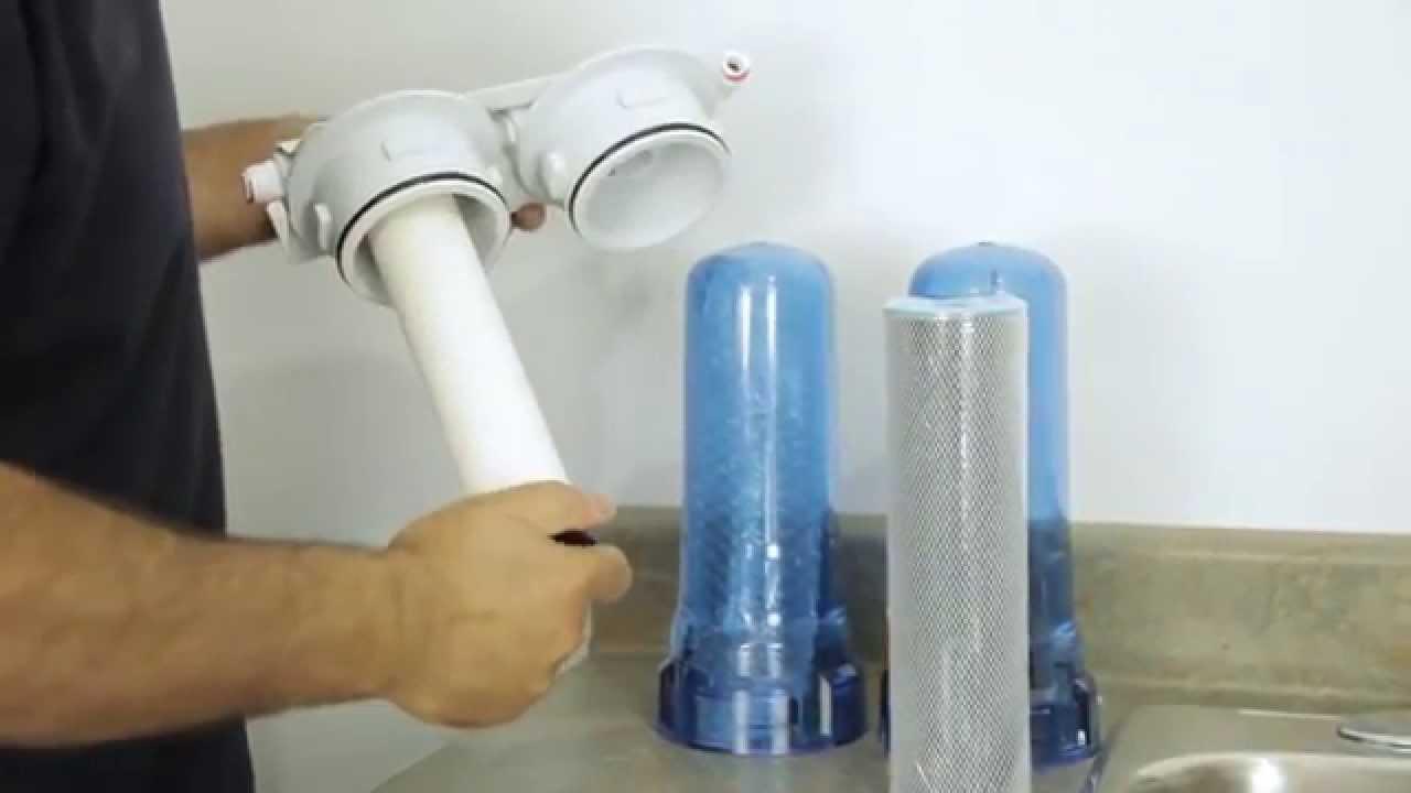 Rainfresh Drinking Water System 2 (UCS2) Installation - YouTube