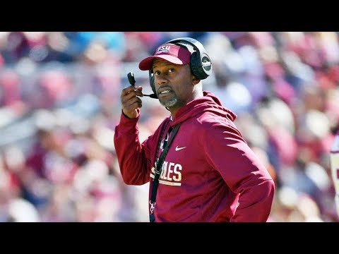 Willie Taggart Postgame: Florida