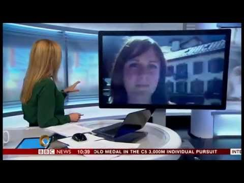 Interview with BBC News about the Cable Car drama above Chamonix