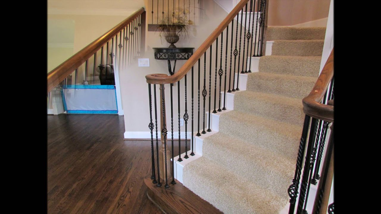 Iron Stair Railing Iron Balusters Iron Stair Parts Stair Building Materials