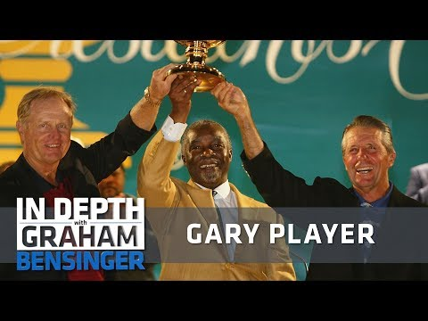 Gary Player to Jack Nicklaus: Let's call it a draw