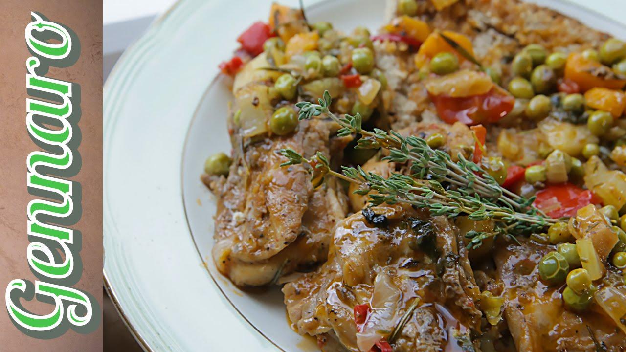 Braised Chicken Stew