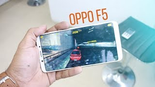 OPPO F5 Gaming Performance Camera Review Feat Huawei Nova 2i