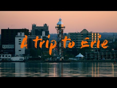 A Trip to Erie, PA: Part 1.