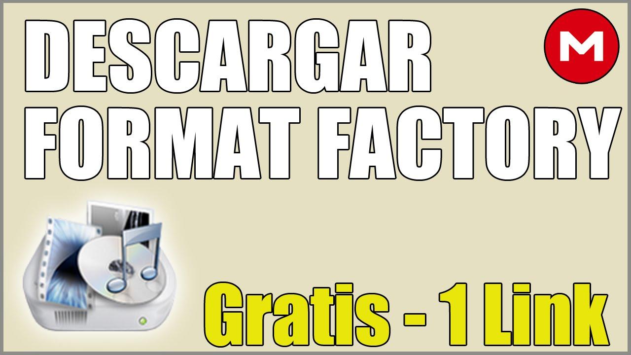 format factory gratis