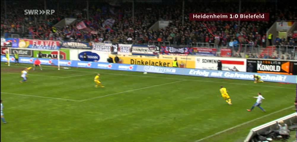 Heidenheim Bielefeld