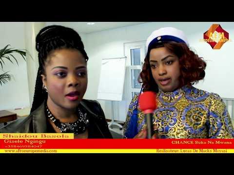Maman chaido alongoli ba congolaise soni abimi meilleur etudiante parmis ba mindele