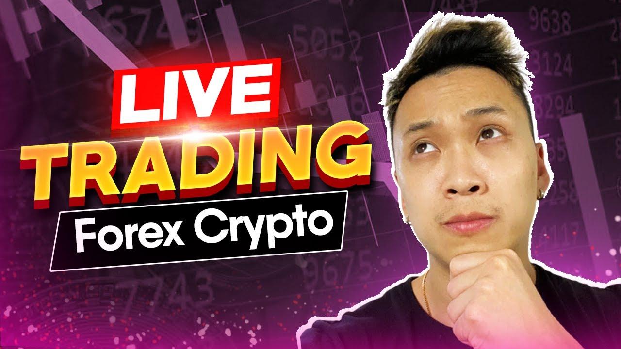 live crypto forex