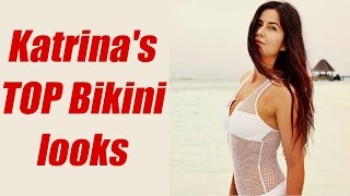 Katrina Kaif in Bikini, Check out her top Bikini looks; Watch here | FilmiBeat