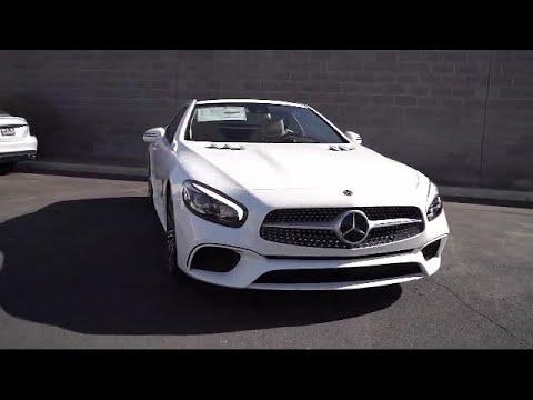 2018 mercedes benz sl class sl450 convertible albuquerque for Mercedes benz of albuquerque