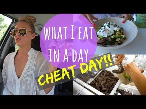 Full Day of Eating CHEAT DAY | Healthy Chocolate?