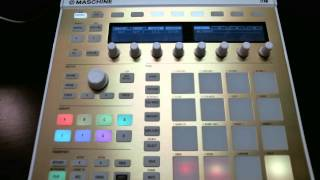 Comin Thru - Nicky Ruthless  (Maschine Mk2)