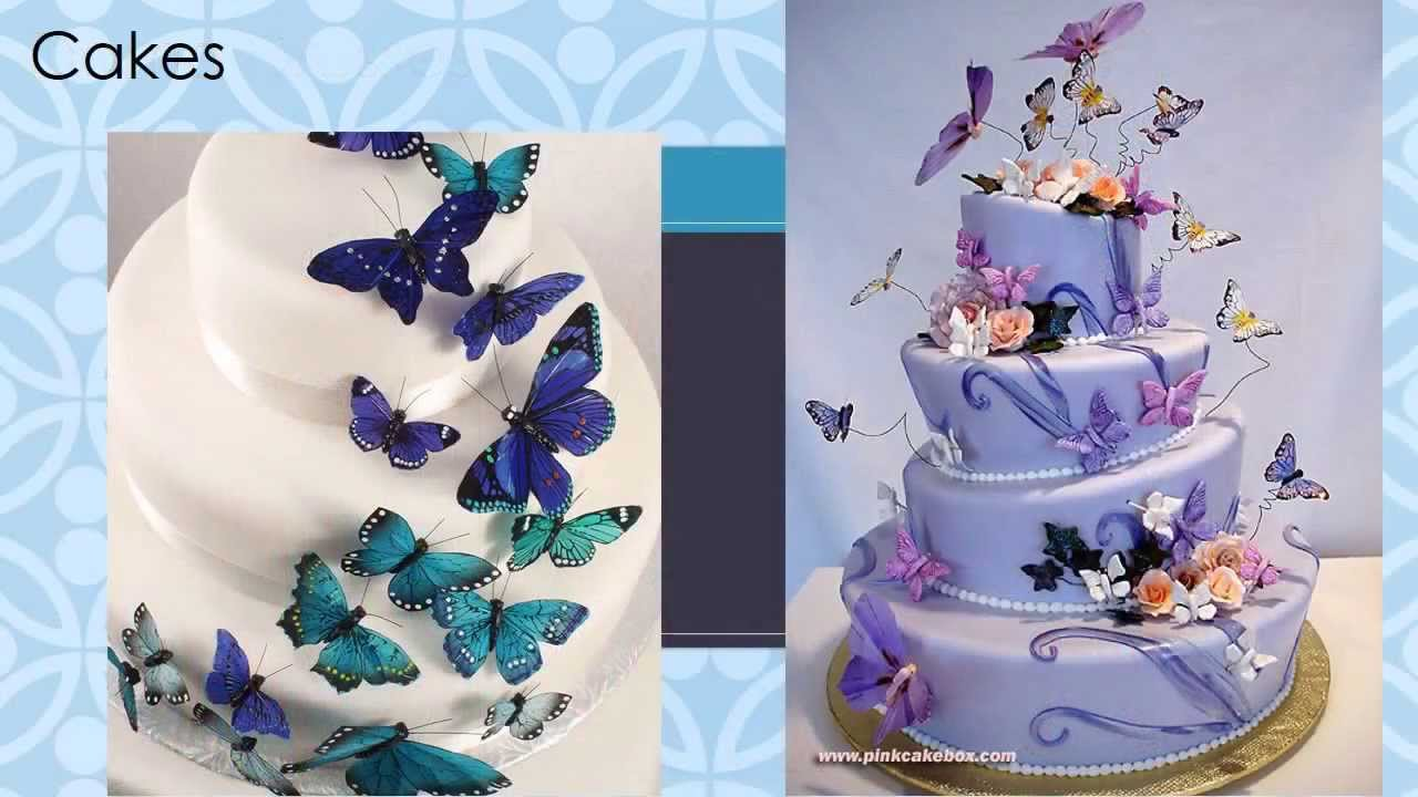 Butterfly themed quinceanera by My Quinceanera - YouTube