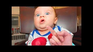 Top    Funny Baby Videos 2021    Funniest Baby Fails Compilation