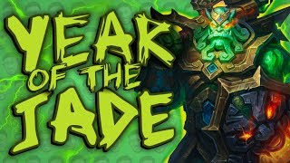 1 HOUR OF BIGGER AND BIGGER MEN - Jade Druid - Kobolds And Catacombs - Druid Constructed