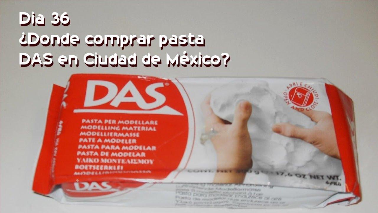 ¿Donde se compra la pasta DAS en el DF? - YouTube