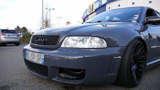 Audi S4 RS4 B5 MRC Widebody - Low Art Paris #5