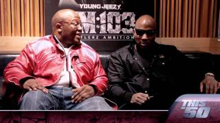 Young Jeezy Talks Album Delay, People Thinking He Is Crazy & .38 The Movie