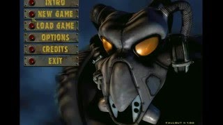 Fallout 2 - Get Enclave Armor at Level 1 within 15:00