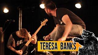 TERESA BANKS   Live at HKI Skatepunk Fest 2019