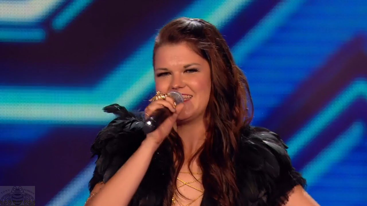 the x factor uk 2016 6 chair challenge saara aalto full clip s13e10